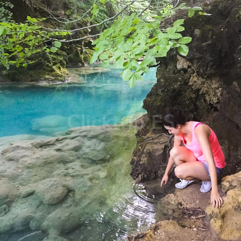 · Nacedero de Urederra · Naturaleza en Navarra · Imprescindibles Turismo de Navarra - ClickTrip