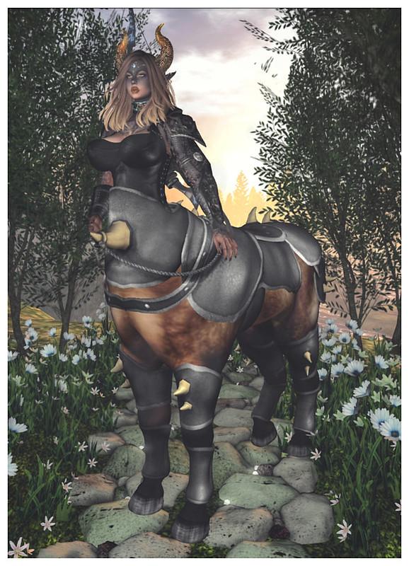 The Great Centaur Gallery - Blueray Darkes