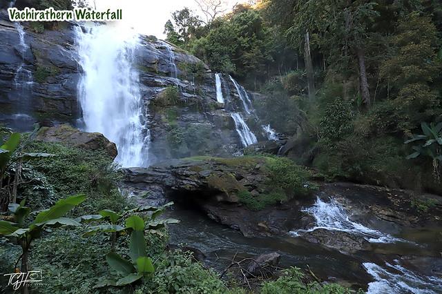 Chiang Mai Local Tours Vachirathern Waterfall