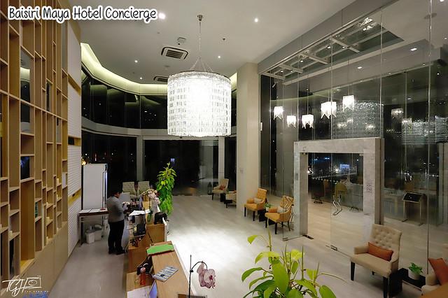 Baisirimaya Hotel Concierge