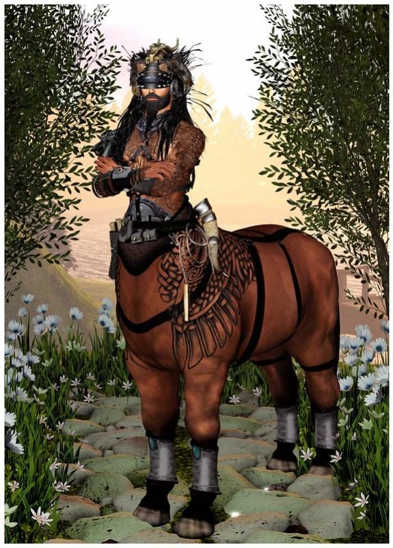 The Great Centaur Gallery - Davenwolf Dagger