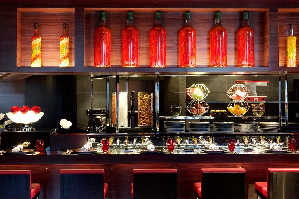 臺北-L'ATELIER de Joël Robuchon侯布雄法式餐廳,我們約會吧!慶祝是需要一些儀式感的,牛排/甜點/創意料理一次 ...