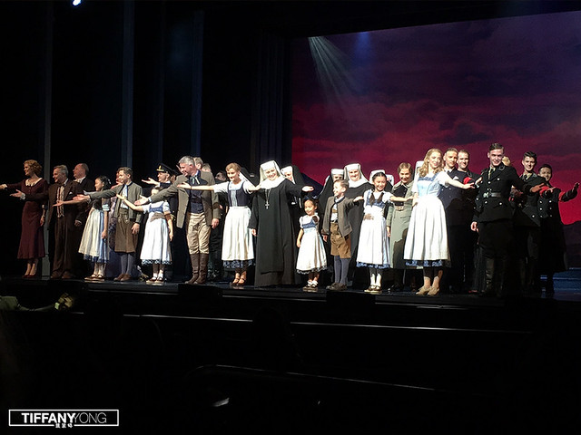 The Sound of Music 2017 Cast