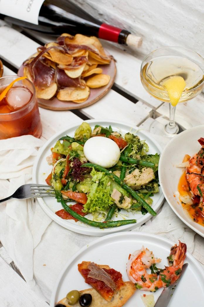 MAS Tuna salad