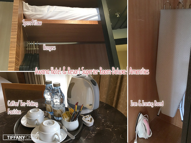 Awana Hotel and Resort Amenities