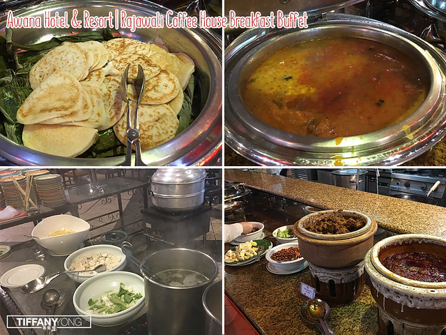 Awana Hotel and Resort Rajawali Coffee House Breakfast Buffet