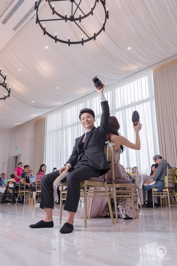 萊特薇庭婚攝100 | 新人Danile & Annie 在臺北101工作而相識,特別返鄉於萊特薇庭的頂樓萊特薇庭廳美式… | Flickr