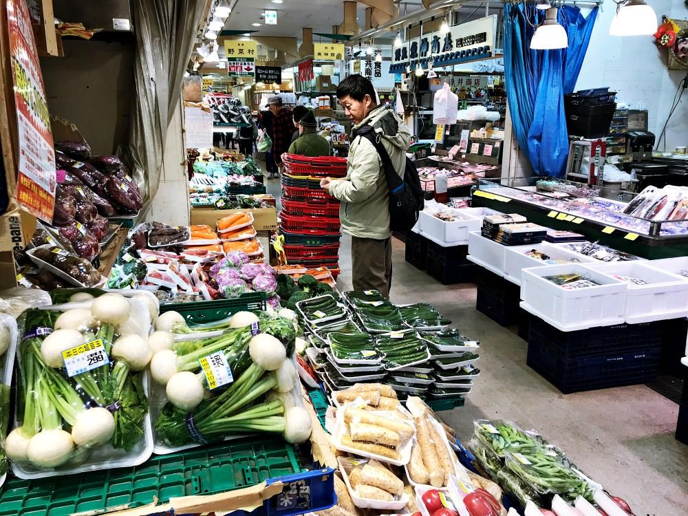 7 Dec 2018: Pulala Tenma 天滿市場 | Osaka, Japan