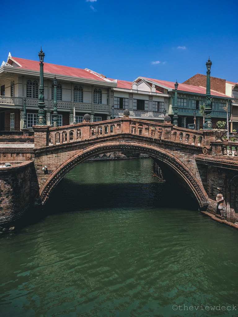 The Bridge at Las Casas