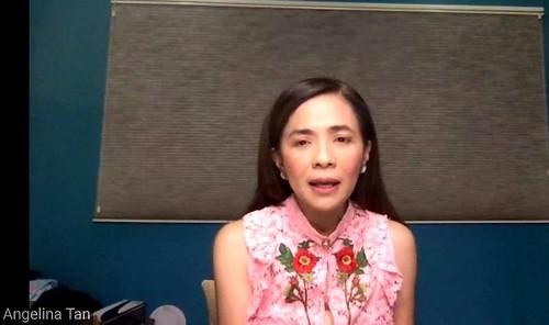 Representative Angelina Tan