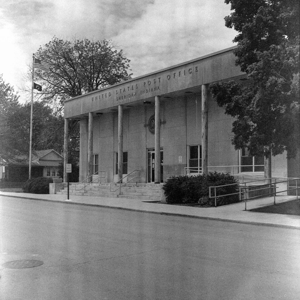 Sheridan Post Office