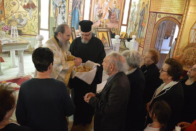 Η Θεία Λειτουργία για την επέτειο της Άλωσης της Κωνσταντινούπολης από την Μητρόπολη Ιερισσού