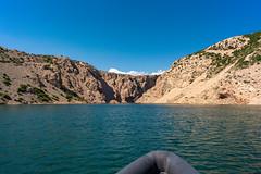 Zrmanja River canyon entrance