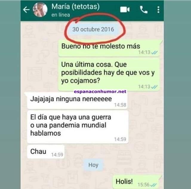 Ligando por WhatsApp