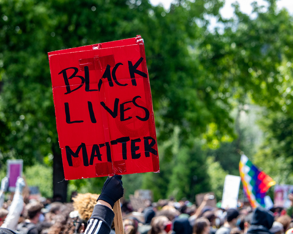 Gen Z have been a driving force in the Black Lives Matter and othe popular poltical movements