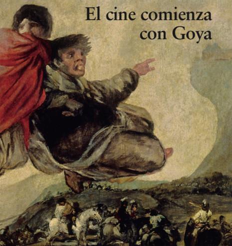 El cine comienza con Goya Uti 465