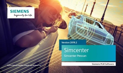 Siemens Simcenter PreSCAN 2019.2.0 Win64 full license