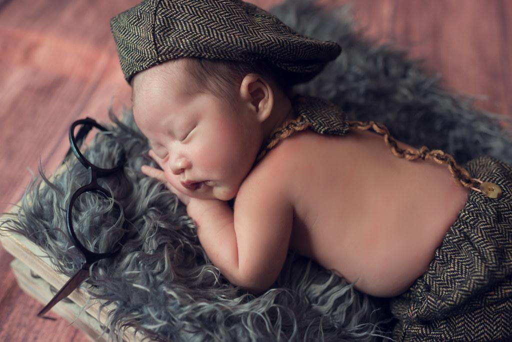 台中新生寶寶寫真