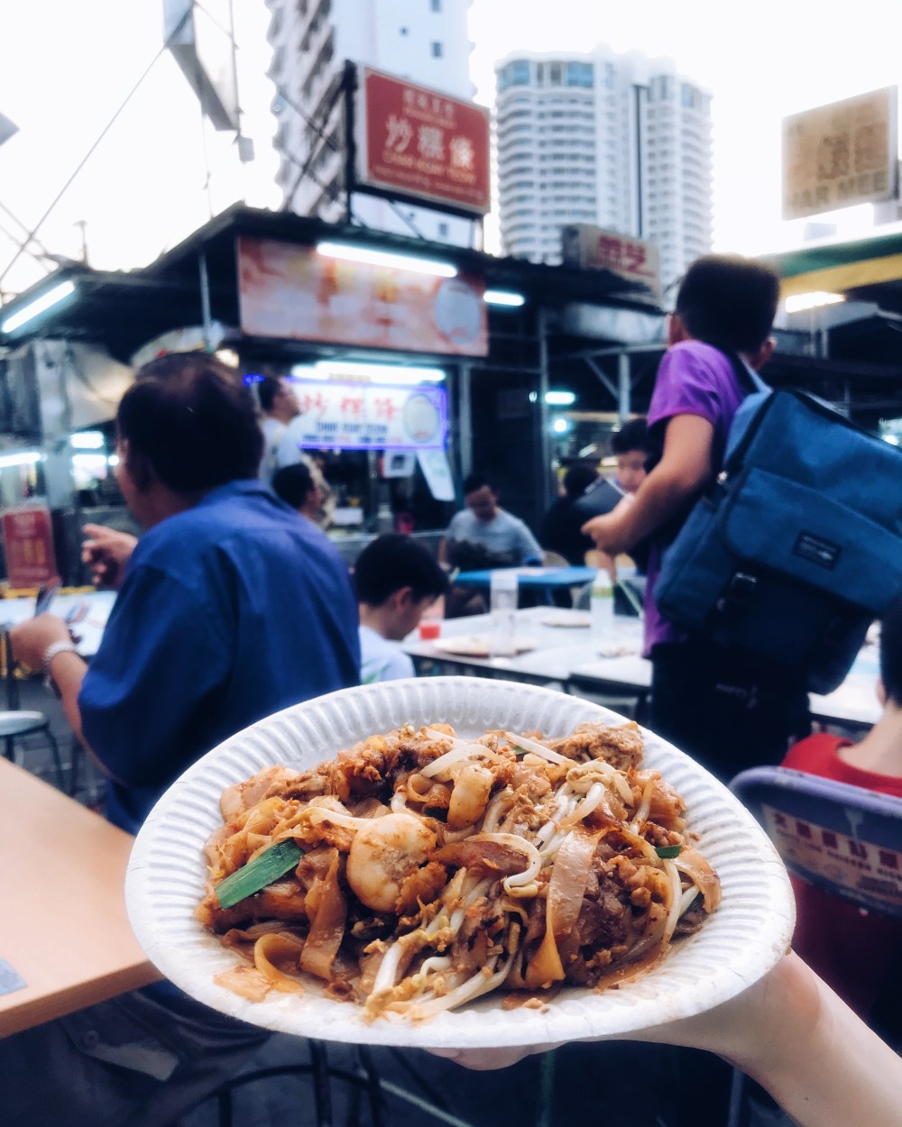 23 March 2019: Gurney Drive Hawker Centre