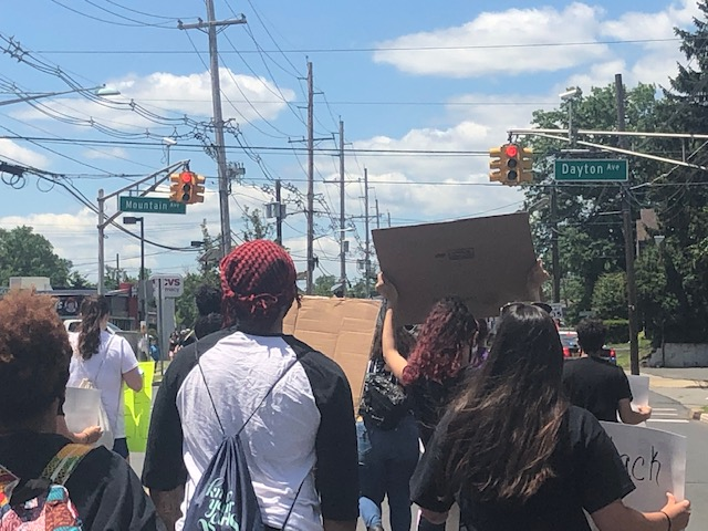 Middlesex, NJ protest