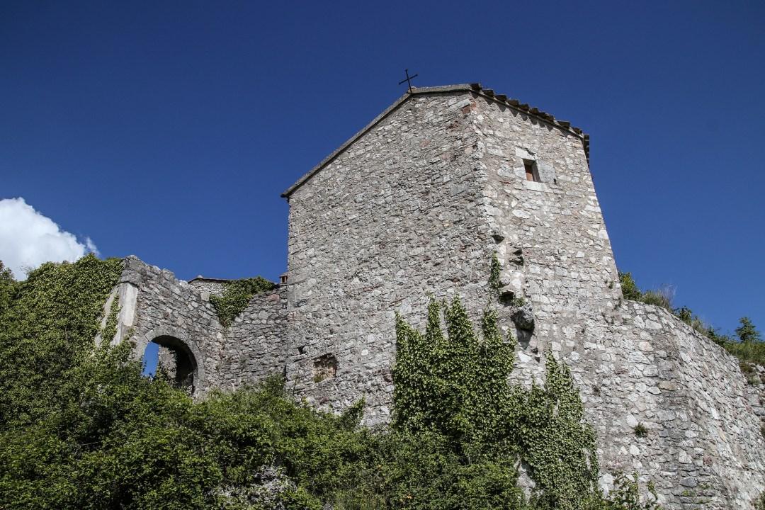 Lo Scoppio, Acquasparta, Umbria