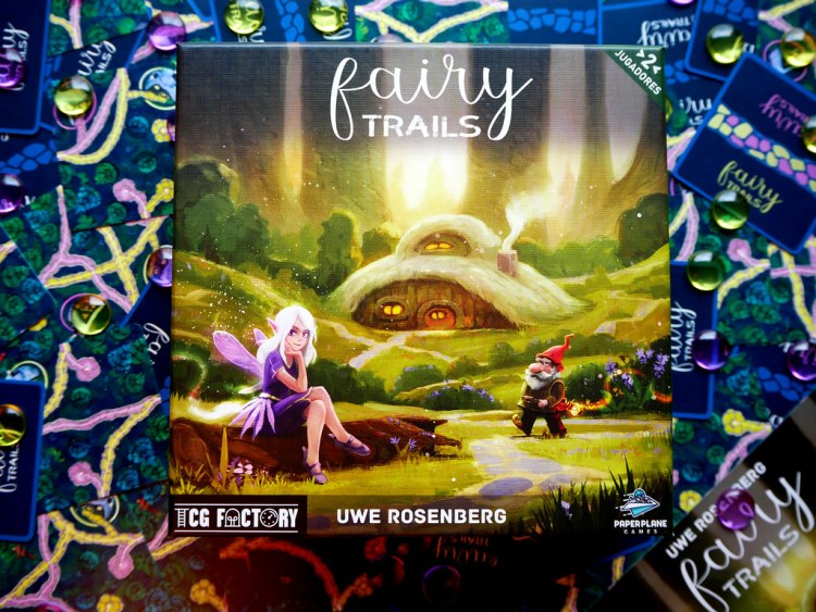 FAIRY TRAILS CAJA