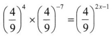 CBSE Class 8 Maths Exponents and Powers Worksheets 2