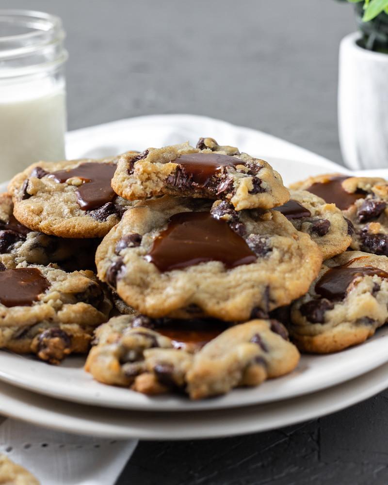 Caramel Chocolate Chip Cookies BLOG (8 of 15)