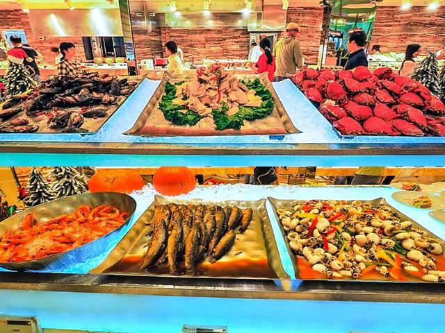 【臺中】林酒店LV森林百匯 龍蝦吃到飽 螃蟹、生蠔、烤大蝦澎派自助吧隨你吃 @ 涼子是也 :: 痞客邦