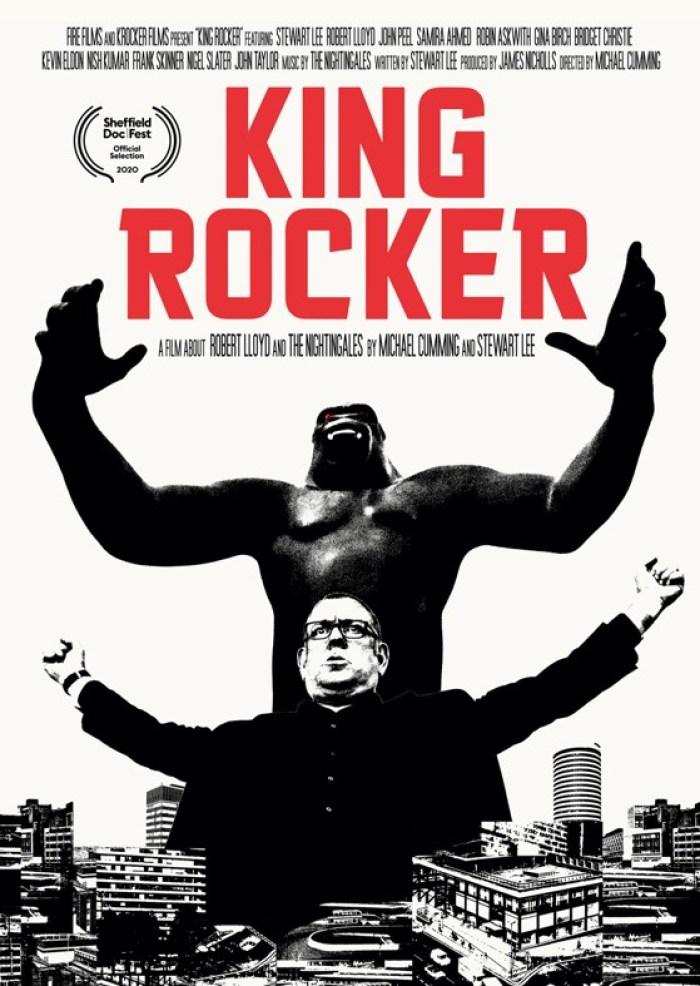 Nightingales - King Rocker