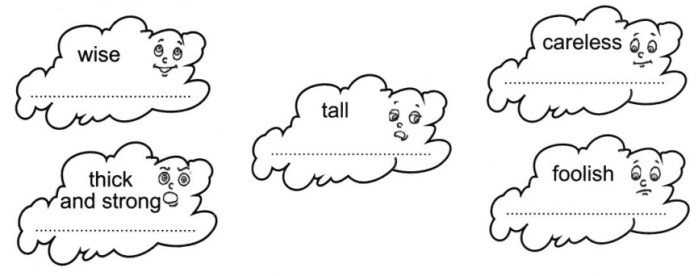 CBSE Class 5 English flying Together Worksheets 1