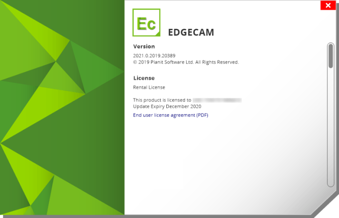 Vero EDGECAM 2021.0 x64 full license
