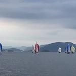 Race 2 downwind
