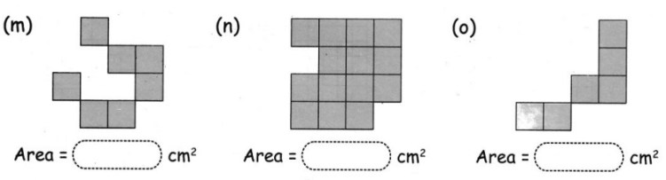 CBSE Class 5 Maths How Many Squares Worksheets 18