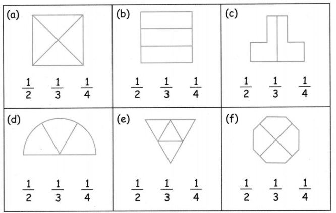 CBSE Class 5 Maths Parts and Wholes Worksheets 11