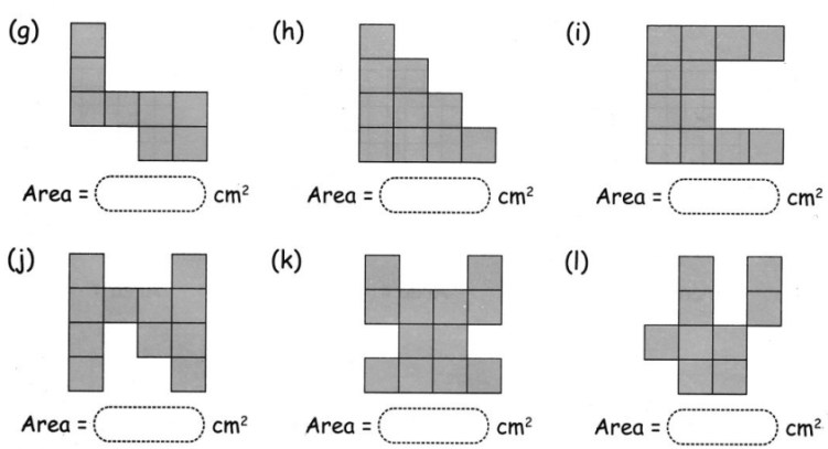 CBSE Class 5 Maths How Many Squares Worksheets 17