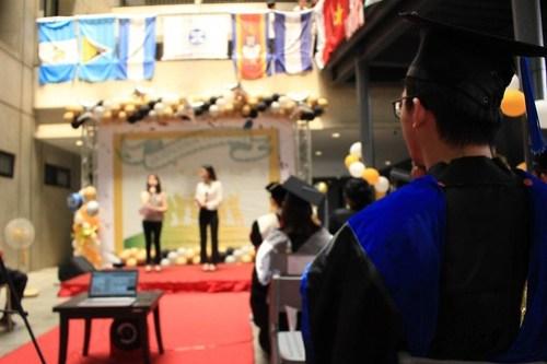 鳳凰花紅盛開的季節 2020國際生畢業茶會暨典禮 2