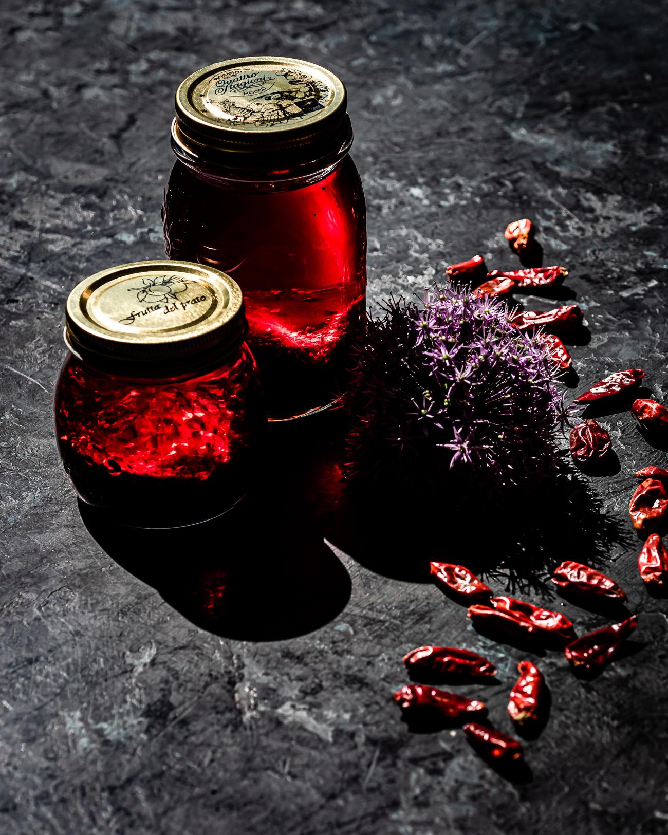 sichuanilainen chiliöljy