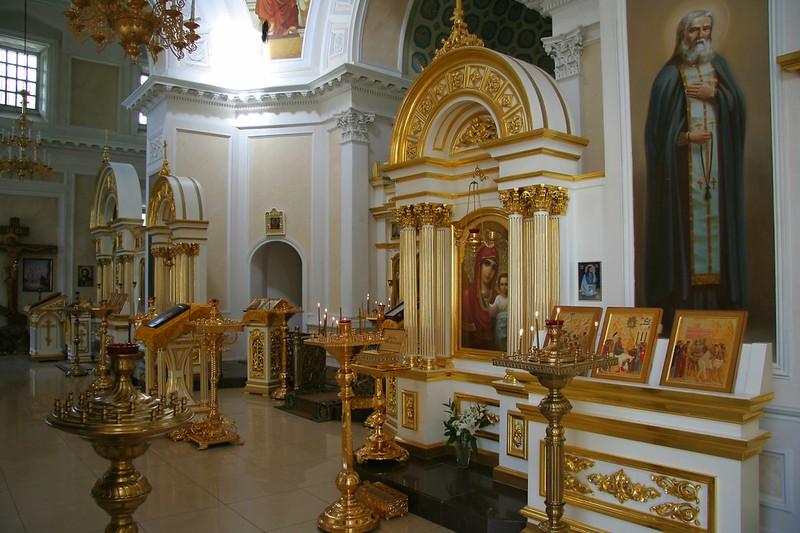Церковь Николая Чудотворца в Николо-Прозорово, Московская область
