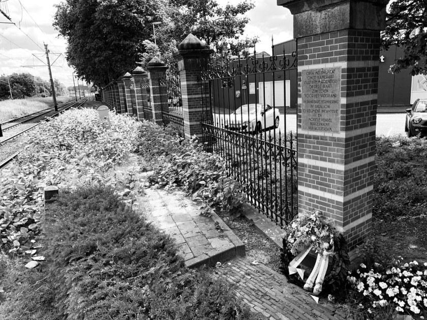 Rotterdam Daily Photo: Almost forgotten, luitenant Koenders