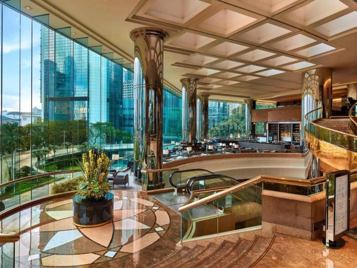 JW Marriott Hotel Hong Kong 1