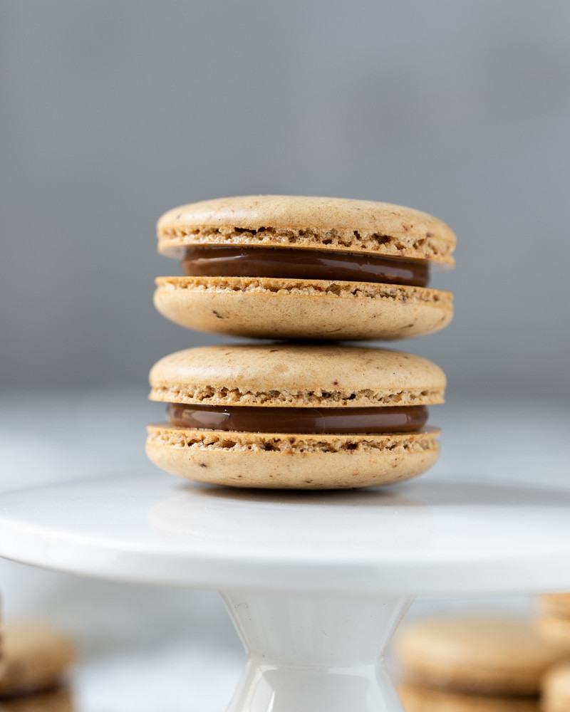 Coffee Nutella Macaron BLOG (2 of 6)