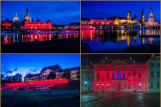 #nightoflights Dresden