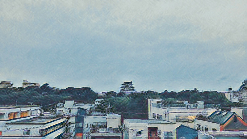 sky landscape 03