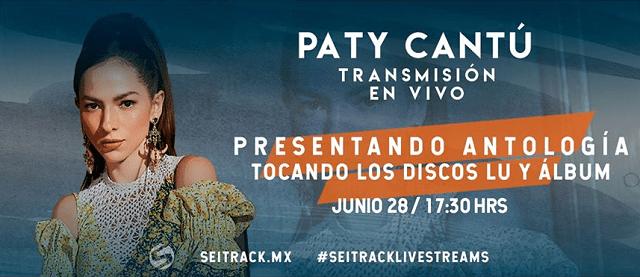 2020.06.28 Paty Cantu