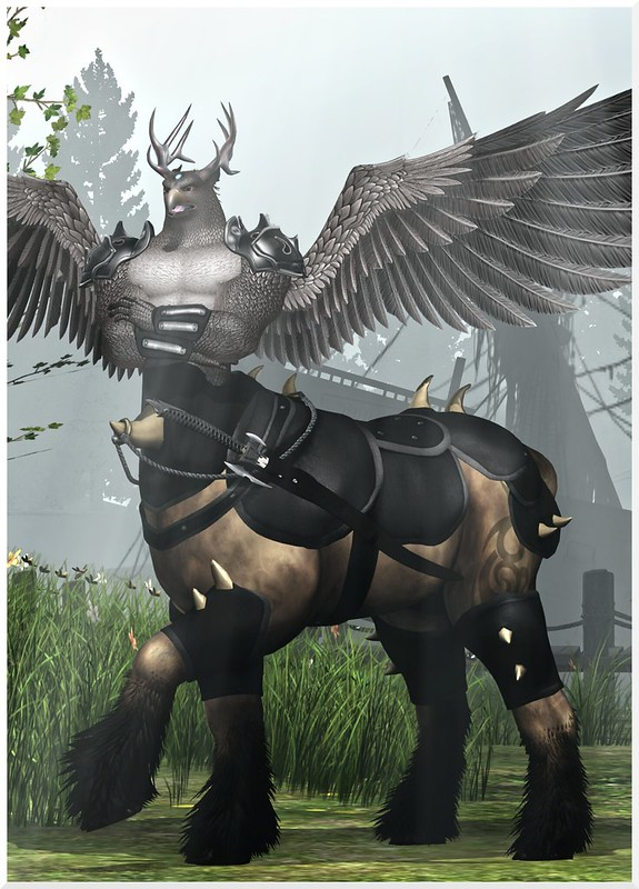 The Great Centaur Gallery - Hippogriff (Rayven)