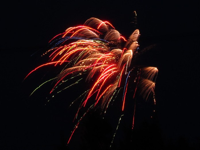 Broadmoor Fireworks