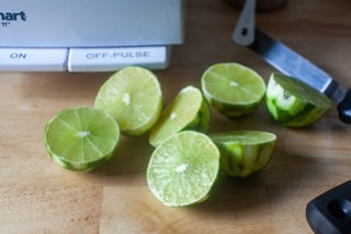 juice your limes