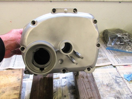 Refinished Transmission Rear Cover
