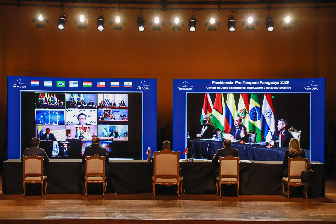 56 cumbre de Mercosur